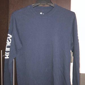 Carhartt x Hurley Long Sleeve Navy Blue